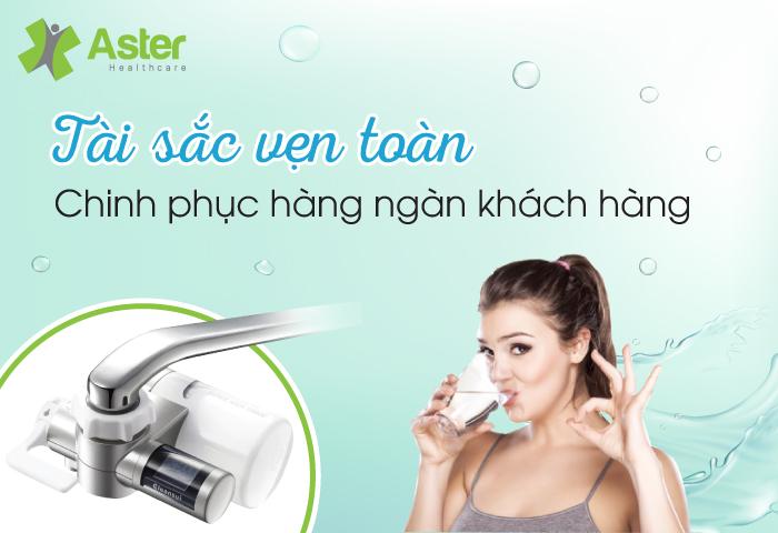 """Aster.vn """"tài sắc vẹn toàn"""" - Chinh phục hàng ngàn khách hàng"""